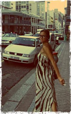 exploring Cape Town, S. Africa -- styled by Most Beautiful Cities, Africa Fashion, Lovely Dresses, Passion For Fashion, Cape Town, Stripes, My Love, My Style, Dr Pepper