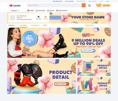 Buy Store Design Templates, Traffic Acquisition, Others from Big Bolt Design Studio & much more at Big Bolt Themes. All Things, It Works, Best Deals, Nailed It