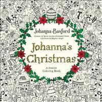 Johanna's Christmas: A Festive Coloring Book for Adults 13,50