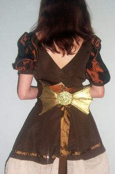 Alice: The Madness Returns- Steampunk Alice for Comic Con - CLOTHING