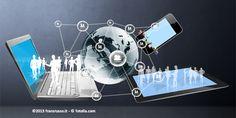 Audiweb Giugno 2013, aumenta l'accesso al Web da Mobile