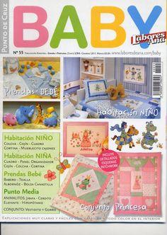 Gallery.ru / Photo # 1 - Las Labores de Ana Baby 55 - anfisa1
