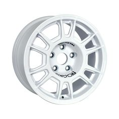 OlympiaCorse 15 inch White is the wheel for gravel rally in light aluminum alloy, available with a strength/weight ratio at the top of its class. #GRAVELRALLY  #WHEELS #MADEINITALY #EVOCORSE #RALLY #WHITE #OLYMPIACORSE