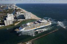 Allure of the Seas - Florida