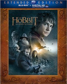Featuring 13 minutes of extra film footage and nearly nine hours of special features, The Hobbit: An Unexpected Journey Extended Edition arrives on Digital Download October 22nd and on Blu-ray 3D, Blu-ray and DVD on November 5th! Visit Yahoo! Movies for further details and an exclusive clip: