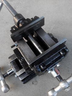 168.00$  Watch here - http://aifmh.worlditems.win/all/product.php?id=32808359098 - Heavy duty vise precision cross vice//Fixture/jaw vise/cross slide /Table Vice 4