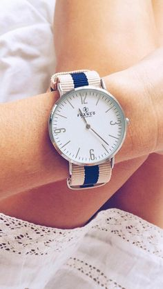 Love my new Franco Florenzi watch! Effortlessly elegant.