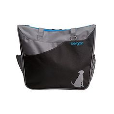 Bergan Doggie Duffle Bag, Black & Gray - http://www.thepuppy.org/bergan-doggie-duffle-bag-black-gray/