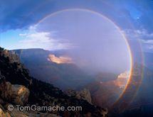 Double Full Circle Rainbow - Tom Gamache