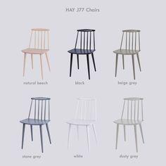 Scandinavian Dining Chairs, Scandinavian Design, Dining Furniture, Home Furniture, Hay Chair, Danish Interior Design, Living Room Designs, London, Ground Floor