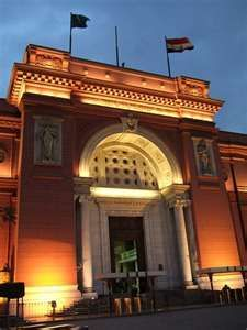 You'll discover amazing history at the Egyptian Museum in Cairo, #Egypt. One heads-up - there is no air conditioning, except in the Tutankhamen display room.