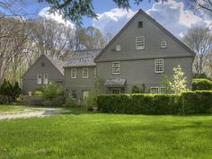 Boxwood Terrace: Nancy Fishelson's Former Home