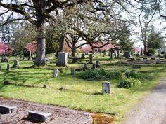 Salem Pioneer Cemetery, Salem, Oregon