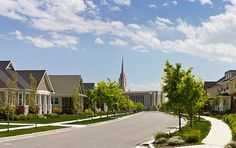 LDS Temple at the End of the Street - http://www.everythingmormon.com/lds-temple-at-the-end-of-the-street/  #mormonproducts #LDS #mormonlife