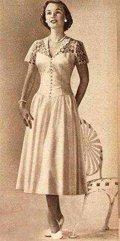 1951 Spring Summer Fashion