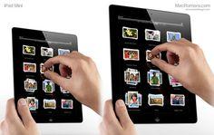 iMore é o mais recente blog com novidades sobre um possível iPad mini: http://addicted2apple.com/blog/imore-e-mais-recente-blog-novidades-sobre-um-possivel-ipad-mini/