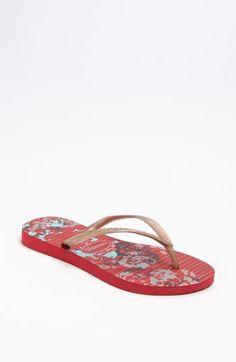 51798424b694a Havaianas  Slim Fashion  Flip Flop