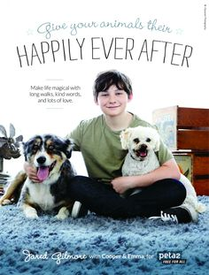 jared-gilmore-vert-hi-res-ad- his dog is named Emma.