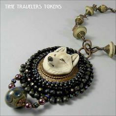 Time Travelers Tokens.  Fabulous art.