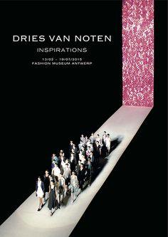 ドリス・ヴァン・ノッテンの展覧会「DRIES VAN NOTEN, INSPIRATIONS」