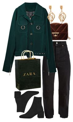 """""""Rustic Holiday Colors"""" by nikka-phillips ❤ liked on Polyvore featuring Vetements, Zara and rustic"""