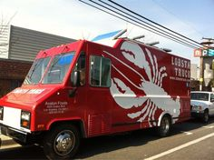 Lobsta Truck. Los Angeles, CA. Best lobster and crab rolls on the west coast.