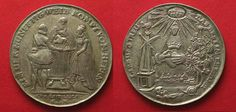 Deutschland - Medaillen Germany MARRIAGE Medal by CHRISTIAN MALER cast silver # 89609 VF ✓ Coins and Coin Collecting ✓ MA-Shops warranty with certified dealers ✓ Coins, medals and banknotes from ancient to modern.