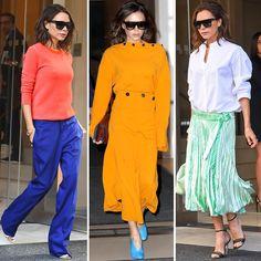 Colores Victoria Beckham