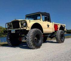 Off Road Anything Jeep Zj, Jeep Wagoneer, Jeep Pickup, Jeep Truck, Cool Trucks, Chevy Trucks, Pickup Trucks, Auto Jeep, Lifted Trucks