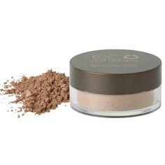 Eco Minerals Flawless Powder Foundation | Flora & Fauna Loose Powder Foundation, Flawless Foundation, Tan Skin, Combination Skin, Light Beige, Dog Bowls, Cruelty Free, Minerals, Flora