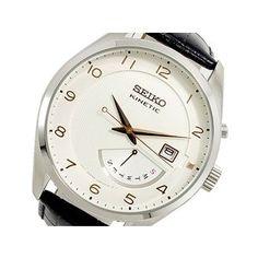 セイコー SEIKO KINETIC クオーツ メンズ 腕時計 SRN049P1  【あすつく】 Chronograph, Watches, Accessories, Fashion, Moda, Wristwatches, Fashion Styles, Clocks, Fashion Illustrations