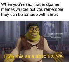 Shrek is forever