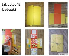Lapbook – Co to je a jak se tvoří? Lap Book Templates, Activities For Kids, Crafts For Kids, Book Making, Projects To Try, Paper Crafts, Scrapbook, Teaching, Education