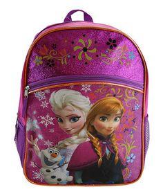 Disney Frozen Princess Elsa   Anna Backpack 6e66571324354