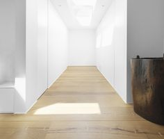 :: DETAILS :: Love the classic Dinesen extra wide plank floors ... Photo Credit: Dinesen.  Note - no baseboards, covet this detail that our north american market just doesn't seem to appreciate. #details