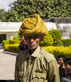Indian Man  #India, #Travel, #Photography
