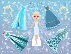 35+ Disney Frozen Crafts - Cook Clean Craft