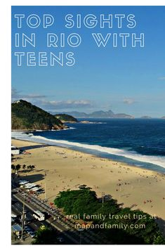 The unmissable sights on a family trip to Rio de Janeiro