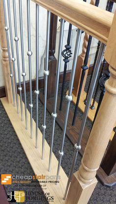 Stainless Steel Knuckle Baluster   Stainless Steel Stair Remodels    Pinterest   Steel And Stainless Steel