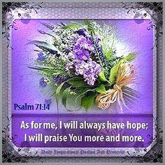 PSALMS  71:14