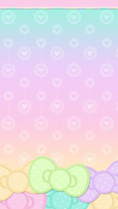 Ideas For Wallpaper Iphone Pink Pastel Hello Kitty Cute Wallpaper For Phone, Hello Kitty Wallpaper, Wallpaper Iphone Disney, Kawaii Wallpaper, Pastel Wallpaper, Trendy Wallpaper, Cellphone Wallpaper, Valentine Wallpaper, Rainbow Wallpaper