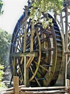 36 foot wheel, Bale Grist Mill State Historic Park, St. Helena, CA | EdwardMoses via TripAdvisor