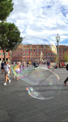 The beautiful Place Massena in Nice, France 🇫🇷 Nice France, Places To Go, Beautiful Places, Street View, Travel, Viajes, Traveling, Tourism, Outdoor Travel