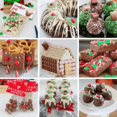 Christmas Mint Slice Balls (easy no-bake recipe) - Bake Play Smile Best Christmas Recipes, Christmas Treats, Christmas Fun, Christmas Cakes, No Bake Chocolate Cake, Mint Chocolate, All You Need Is, Tim Tam Cheesecake, Christmas Ice Cream Cake