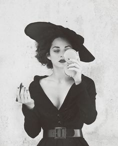 """Marion Cotillard  - """"be Pretty if you can, be Witty if you can, but be Gracious if it kills you.""""  - Elsie De Wolfe"""