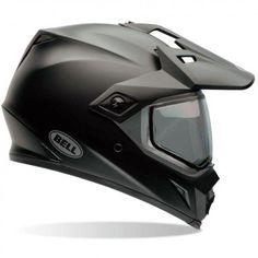 Westt Torque Z /· Flip Up Full Face Motorbike Helmet with Double Visor in Matte Black /· Crash Helmets Motorcycle Moped Scooter /· ECE Certified