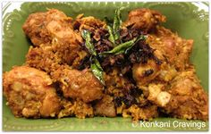 Kori Sukka (Chicken Sukka/ Chicken with coconut) Veg Recipes, Cooking Recipes, How To Boil Rice, Fried Onions, Coriander Seeds, Curry Leaves, How To Cook Chicken, Cravings, Spicy