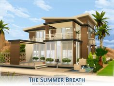 The Sims Resource: The Summer Breath by Lhonna • Sims 4 Downloads