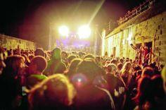 inside the Fort Outlook Festival, Kids Z, Dubstep, Techno, Musicals, Entertaining, Memories, Festivals, Dance