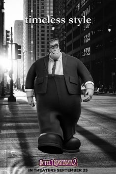 Frank looks like a class act in his suit! We've all been testing outfits (and red carpet walks) for the premiere of Hotel Transylvania 2 on Sept Hotel Transylvania 1, Sony Pictures Entertainment, Commercial Advertisement, Zachary Levi, Extended Family, Family Movies, New Adventures, Animation Film, Disney Pixar